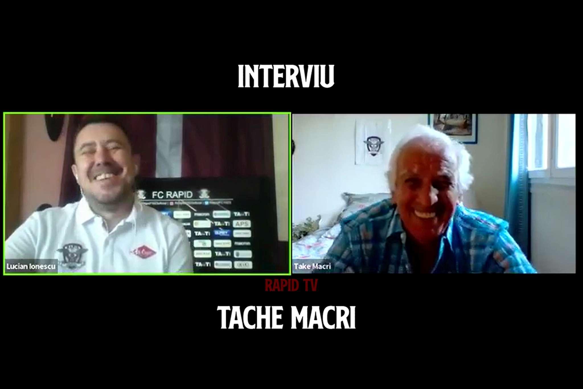 tache macri interviu fc rapid